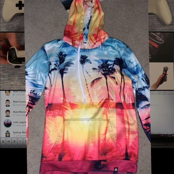 Other - Sunset Sweetshirt XL